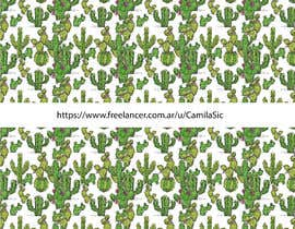 #57 for Wallpaper Design af CamilaSic