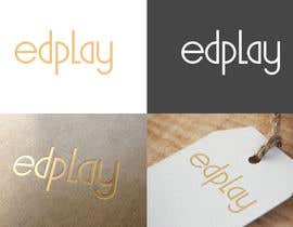 #99 for Design a Logo - edplay by irenevik