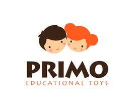 #55 for Design a Logo - Primo Educational Toys by davincho1974