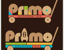 #59 para Design a Logo - Primo Educational Toys de dileny