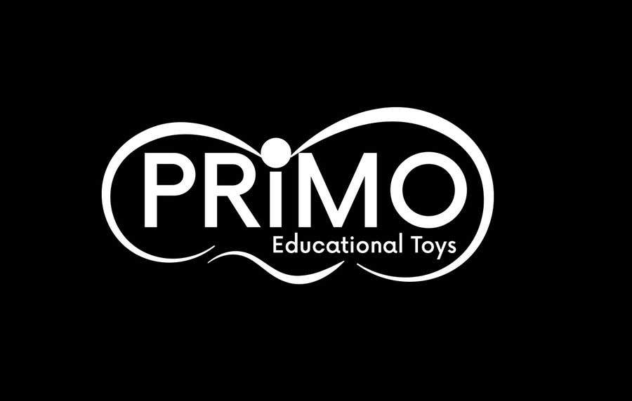 Wettbewerbs Eintrag #64 für Design a Logo - Primo Educational Toys