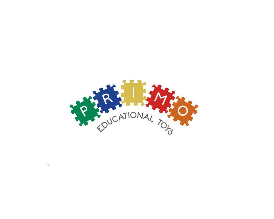Contest Entry #53 for Design a Logo - Primo Educational Toys