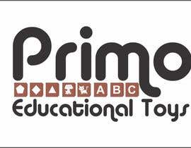 #50 for Design a Logo - Primo Educational Toys by piter25