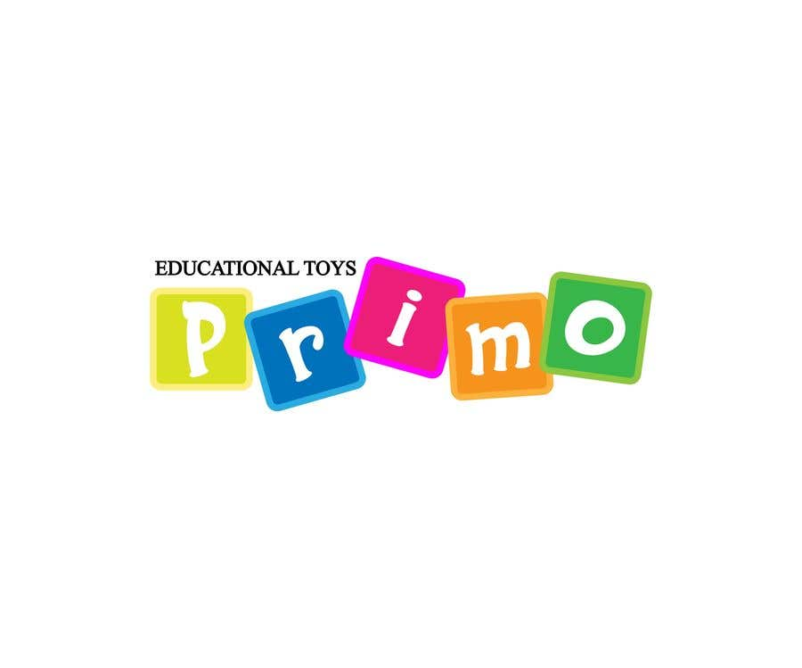 Contest Entry #65 for Design a Logo - Primo Educational Toys