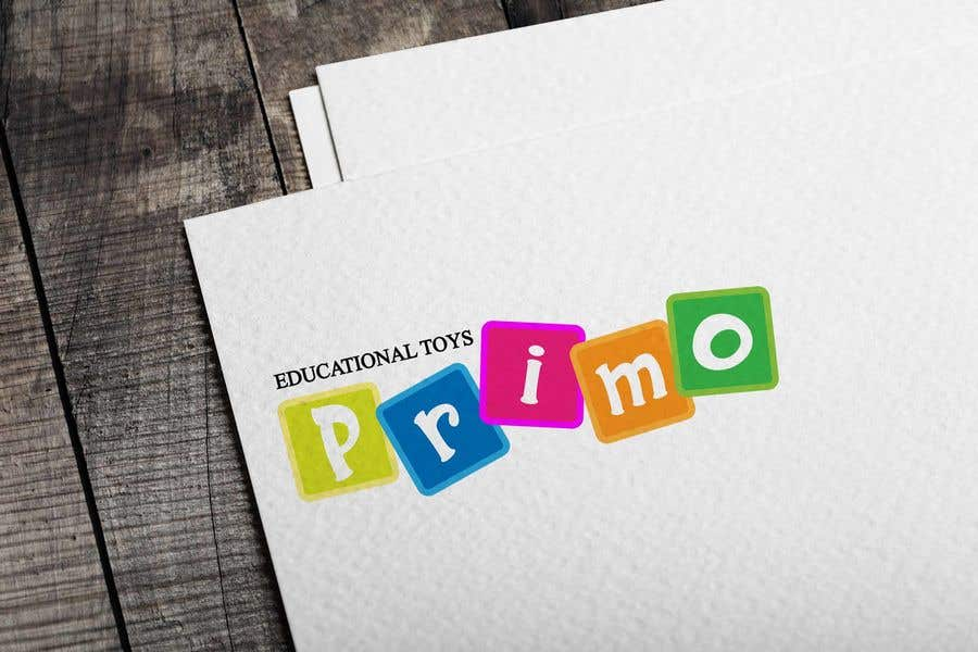 Contest Entry #67 for Design a Logo - Primo Educational Toys