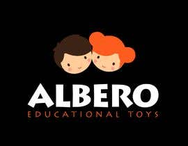 #70 for Design a Logo - Albero Educational Toys by davincho1974