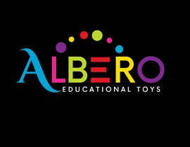 #73 para Design a Logo - Albero Educational Toys de JohnDigiTech