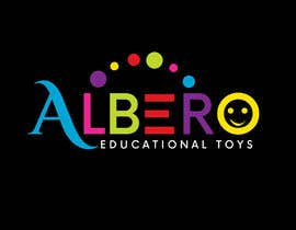#74 pёr Design a Logo - Albero Educational Toys nga JohnDigiTech