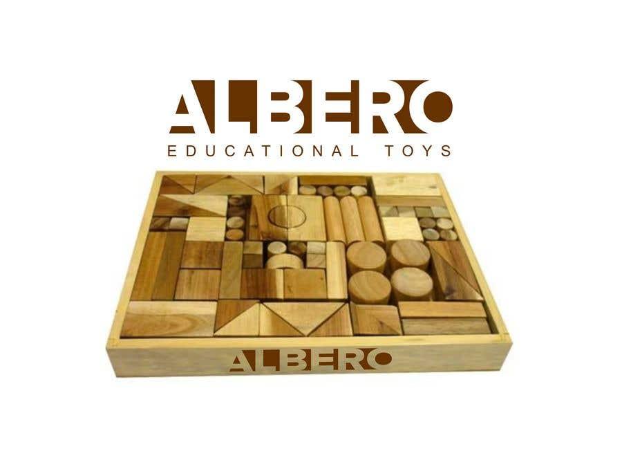 Contest Entry #54 for Design a Logo - Albero Educational Toys
