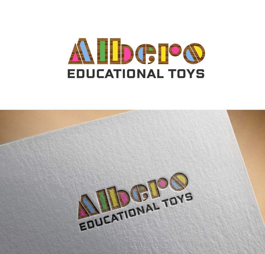 Contest Entry #58 for Design a Logo - Albero Educational Toys