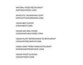 #36 för Name My Restaurant av ICONICIYKE