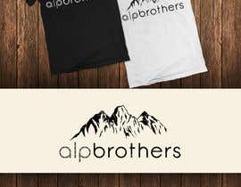 #50 , Design a T-Shirt for Alpbrothers Mountainbike Guiding 来自 Alexander7117