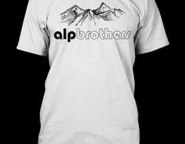#54 , Design a T-Shirt for Alpbrothers Mountainbike Guiding 来自 rrtraders