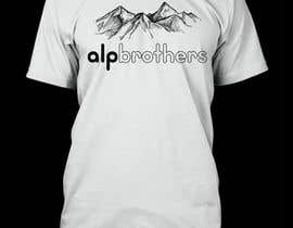 #59 , Design a T-Shirt for Alpbrothers Mountainbike Guiding 来自 rrtraders