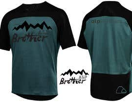#39 , Design a Mountainbike Jersey for Alpbrothers Mountainbike Guiding 来自 nobelahamed19