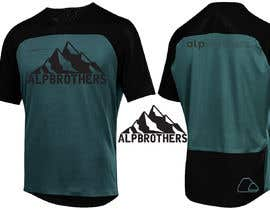 #40 , Design a Mountainbike Jersey for Alpbrothers Mountainbike Guiding 来自 nobelahamed19