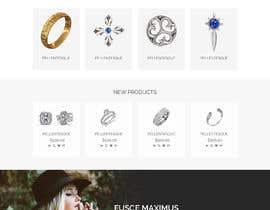 #4 για Design a Website Mockup : frederic de chander από webfactar
