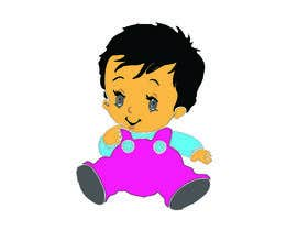 #26 for Graphic Design - Cartoon Baby for Mobile Game App by anondyhasan