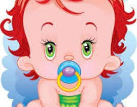 #34 for Graphic Design - Cartoon Baby for Mobile Game App by Freelacher0Top