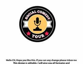 #58 for Need a logo for a comedy tour by ferozmc