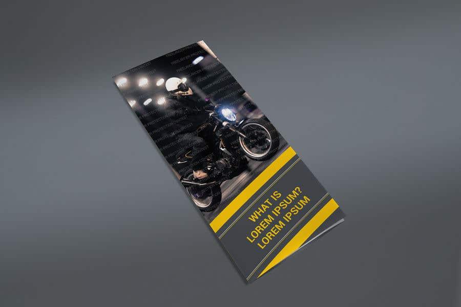 Penyertaan Peraduan #45 untuk motorbike clothing catalog