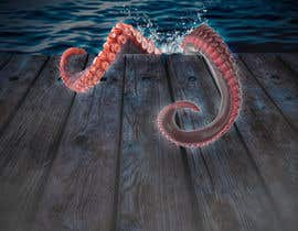 #15 cho Create 5 images in a theme of horror movie giant octopus bởi tijanalukic66