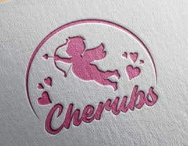 #40 για I am starting a childs shoe company need a logo created using a Cherub (winged baby angel) wearing leather baby moccoasins and company name is cherubs. Example of moccoasins go to birdrockbaby.com από anikbhaya