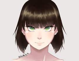 cloudesky12 tarafından Draw an anime face için no 29