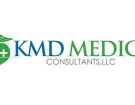 harmonyinfotech tarafından Logo for KMD MEDICAL CONSULTANTS, LLC için no 8