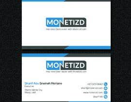 #51 untuk Business Card for my business oleh ColorPicker99