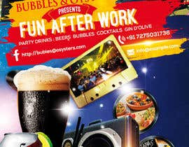 #3 for Create a Flyer for after work events by MagicalDesigner
