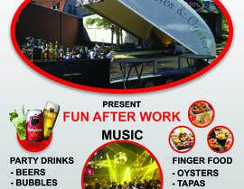 #32 for Create a Flyer for after work events by Debendra03