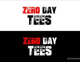 #239 for Logo Design for a 1 Day Delivery T Shirt Brand – ZERO DAY TEES by RetroJunkie71
