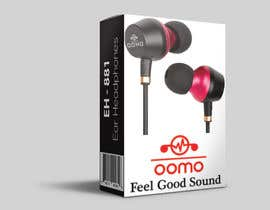 #10 for Create Clean Design For In Ear Headphones Packaging (Think Apple/Bose) af ahamediqbal1650