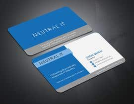 #11 for Design a Business Card by wefreebird