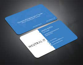 #52 for Design a Business Card by monjurul9