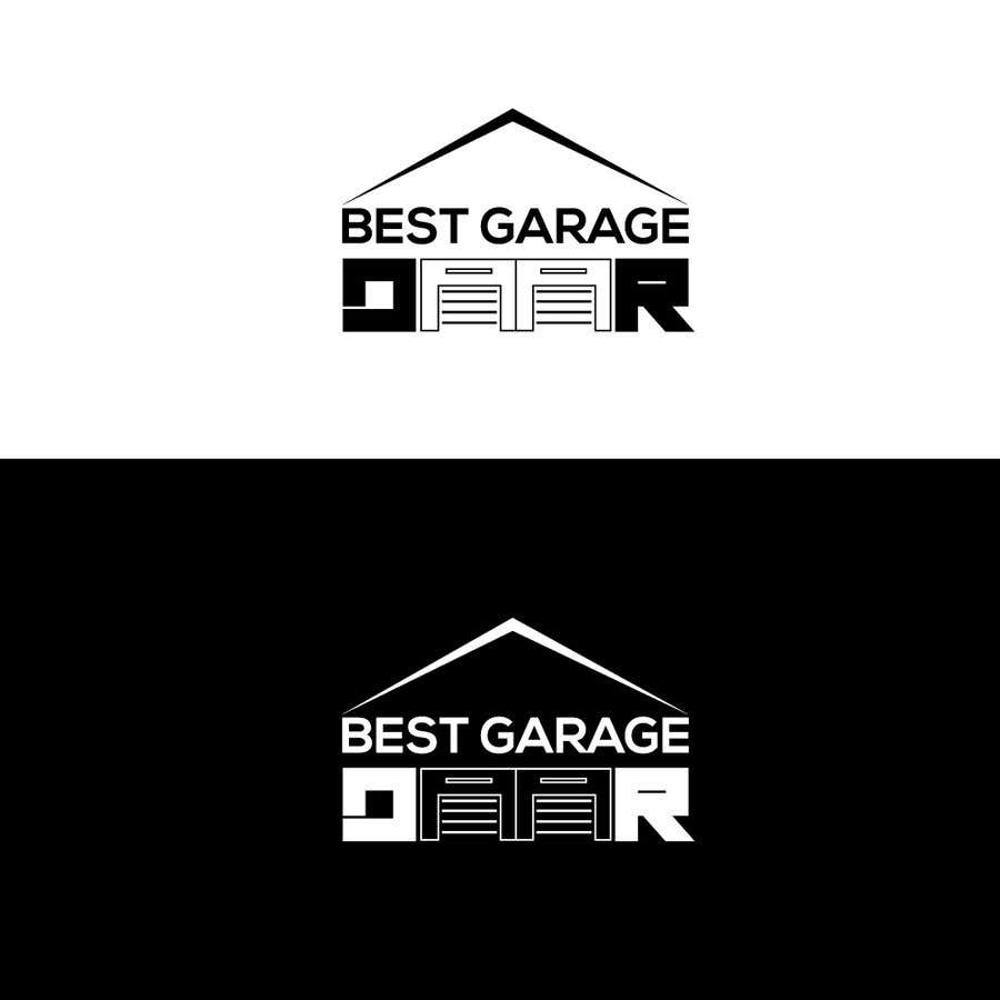 Entry 74 By Shadid6 For Garage Door Company Logo Design Contest Freelancer