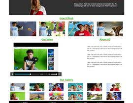 #25 for design single page web by ankon0