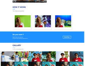 #20 for design single page web by AdityaV9
