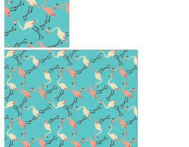 #11 for Design a fabric pattern similar to the one attached as vector illustrator file af zoltancsomai