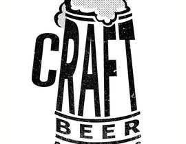 #84 untuk CRAFT BEER LOGO --- Guaranteed once we see a good design oleh labtop08