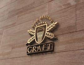 #96 untuk CRAFT BEER LOGO --- Guaranteed once we see a good design oleh Design4ink