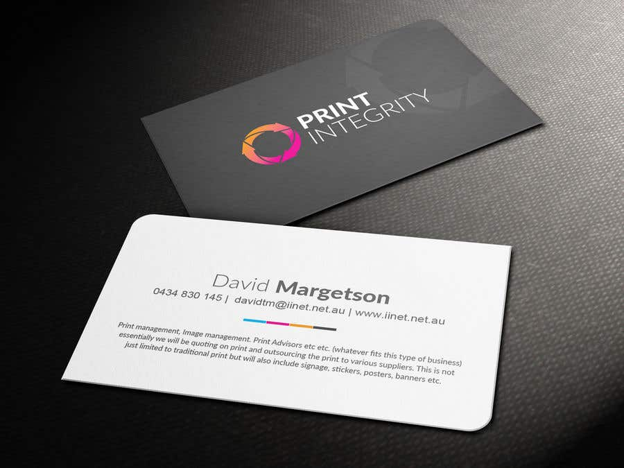 Entry 17 By Mamun313 For Business Card Design Freelancer