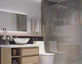 #11 for Interior design for bathroom by kientrucpho