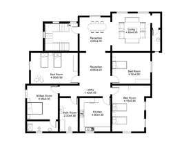 #8 for Make a house floor plan by arcalaamohamed