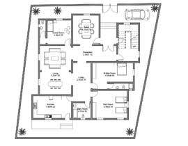 #11 for Make a house floor plan by arcalaamohamed