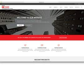 #65 for logo design and header design for website by Kironmahmud