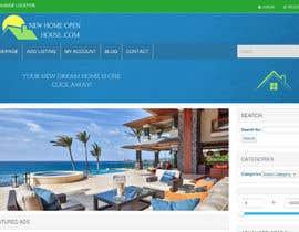 #66 for logo design and header design for website by FlorenMoya