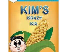 #2 untuk Designing cereal boxes -- 2 oleh caitan19
