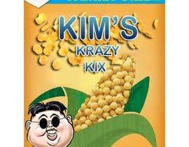 #3 untuk Designing cereal boxes -- 2 oleh caitan19